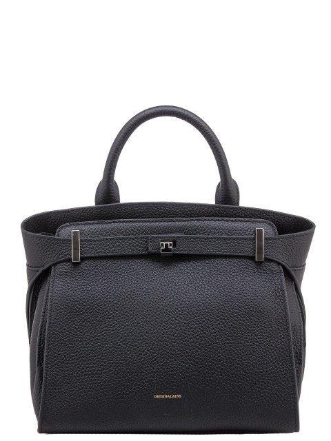 Чёрная сумка классическая Angelo Bianco - 3570.00 руб
