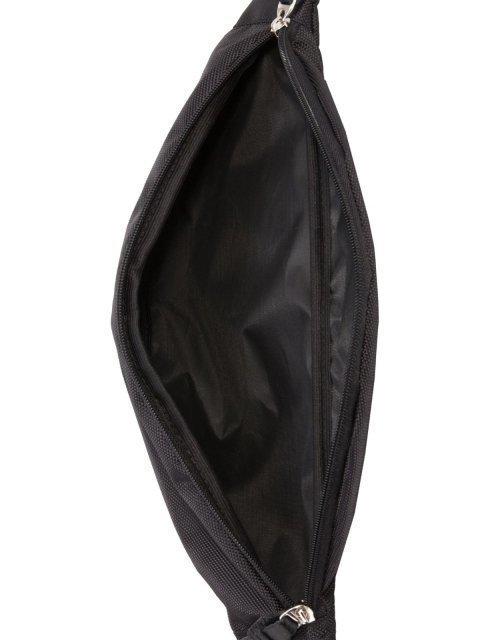 Чёрная сумка на пояс S.Lavia (Славия) - артикул: 00-49 000 01 - ракурс 4
