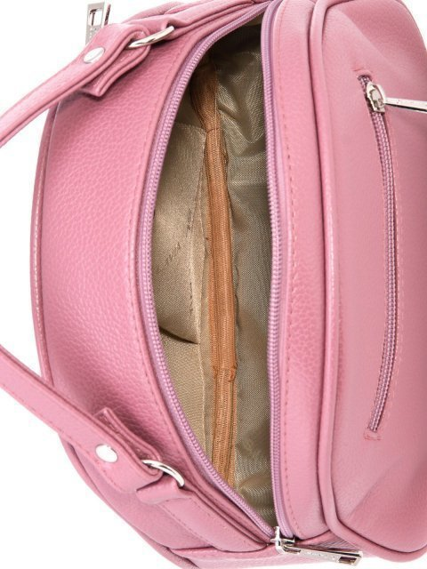 Розовая сумка планшет S.Lavia (Славия) - артикул: 1009 902 61 - ракурс 4