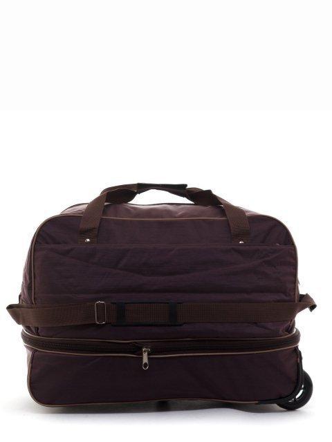 Коричневый чемодан Lbags - 2477.00 руб