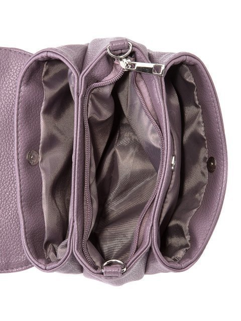 Сиреневая сумка планшет S.Lavia (Славия) - артикул: 766 902 60 - ракурс 5
