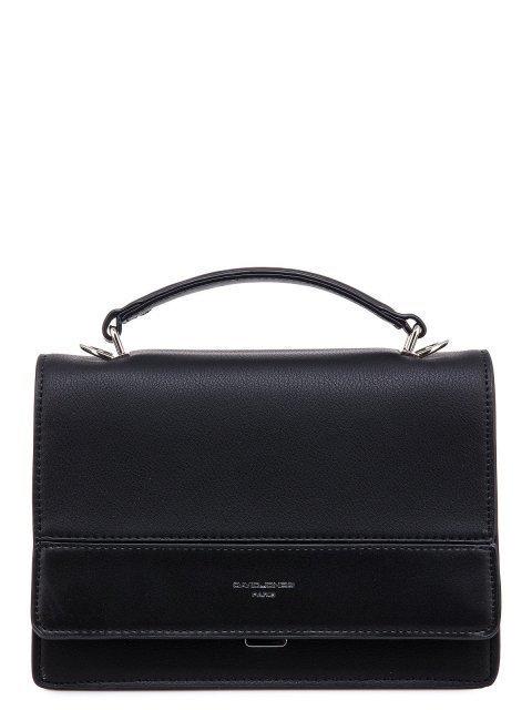Чёрный портфель David Jones - 1799.00 руб