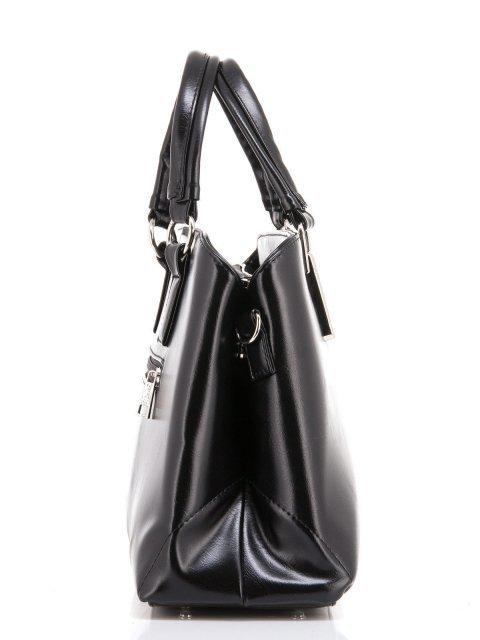 Чёрная сумка классическая S.Lavia (Славия) - артикул: 743 586 01 - ракурс 2