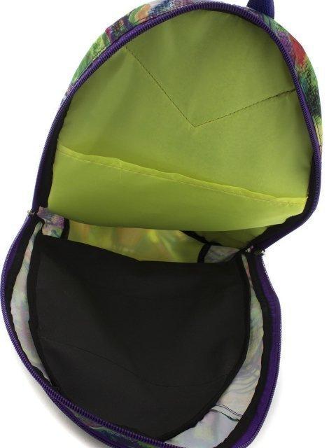 Зелёный рюкзак Lbags (Эльбэгс) - артикул: К0000018615 - ракурс 3