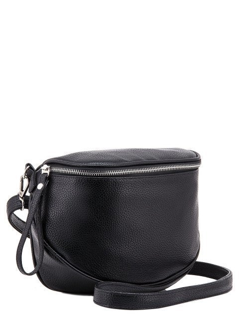 Чёрная сумка планшет S.Lavia (Славия) - артикул: 1011 902 01 - ракурс 2