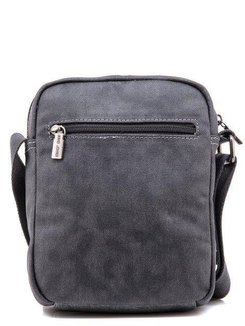 Серая сумка планшет David Jones (Дэвид Джонс) - артикул: 0К-00002235 - ракурс 3
