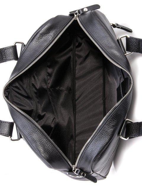 Чёрная сумка классическая S.Lavia (Славия) - артикул: 0043 12 01 - ракурс 4