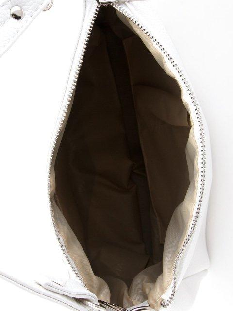Белая сумка мешок S.Lavia (Славия) - артикул: 829 902 10 - ракурс 4