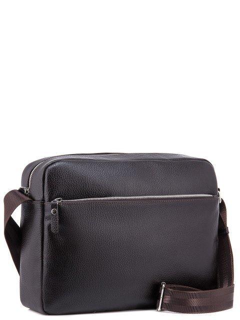 Коричневая сумка планшет S.Lavia (Славия) - артикул: 0040 12 12 - ракурс 1