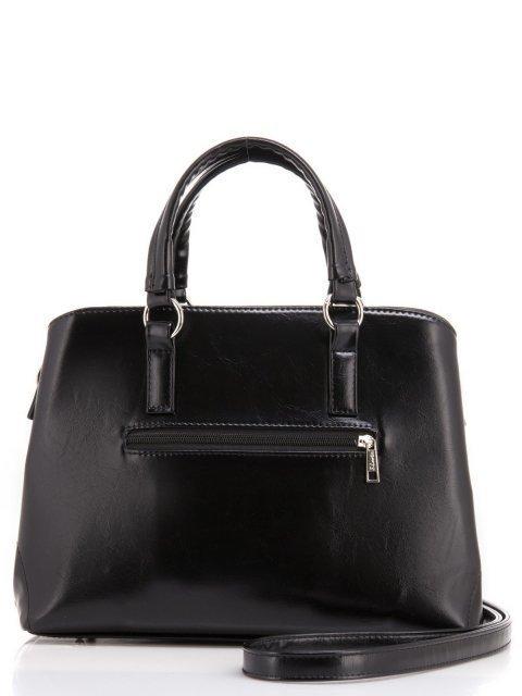 Чёрная сумка классическая S.Lavia (Славия) - артикул: 743 586 01 - ракурс 3