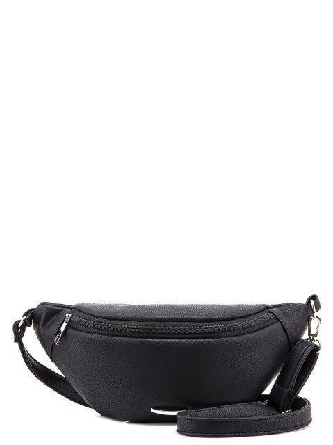 Чёрная сумка на пояс S.Lavia - 1099.00 руб