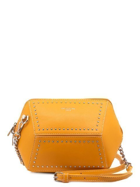 Жёлтая сумка планшет David Jones - 1679.00 руб