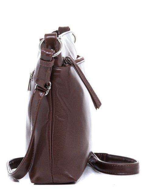 Коричневая сумка планшет S.Lavia (Славия) - артикул: 797 586 02 - ракурс 2