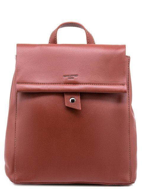 Рыжий рюкзак David Jones - 1300.00 руб
