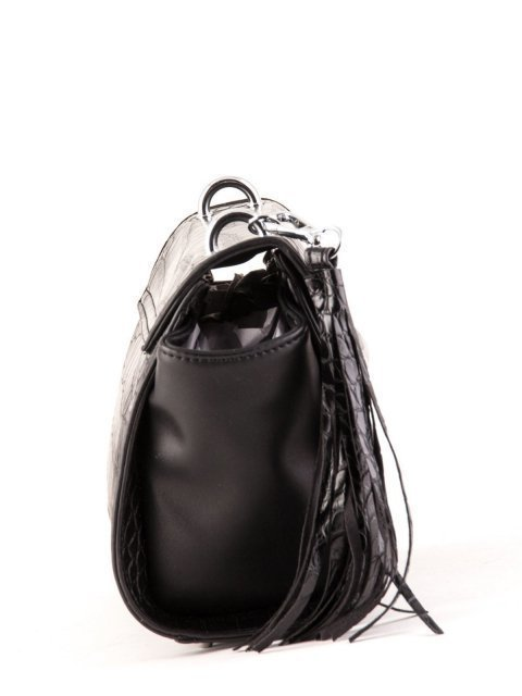 Чёрная сумка планшет S.Lavia (Славия) - артикул: К0000025922 - ракурс 3