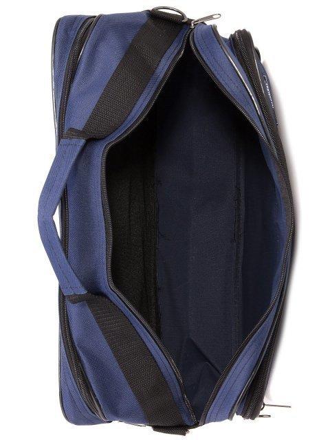 Синяя сумка классическая S.Lavia (Славия) - артикул: 0К-00004883 - ракурс 4
