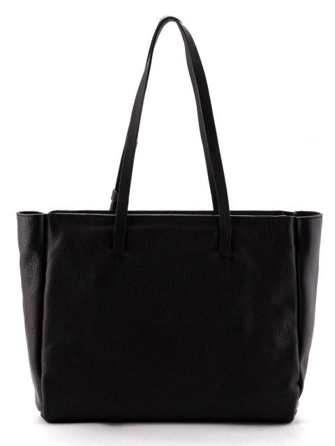 Чёрный шоппер Arcadia (Аркадия) - артикул: К0000028280 - ракурс 4
