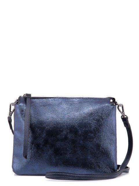 Синяя сумка планшет Domenica - 1100.00 руб