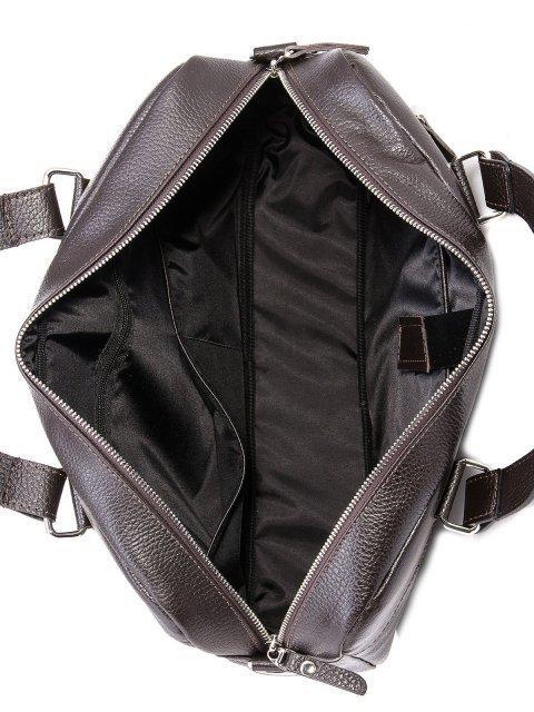 Коричневая сумка классическая S.Lavia (Славия) - артикул: 0043 12 12 - ракурс 4