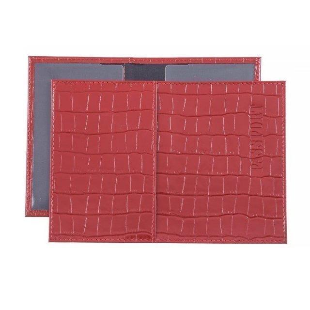 Красная обложка для документов S.Lavia - 439.00 руб