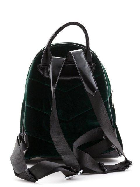 Зелёный рюкзак Fabbiano (Фаббиано) - артикул: К0000021270 - ракурс 3
