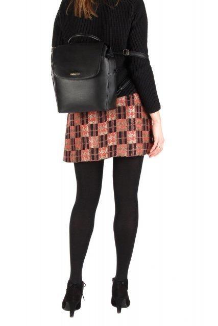 Чёрный рюкзак S.Lavia (Славия) - артикул: 983 910 01 - ракурс 1