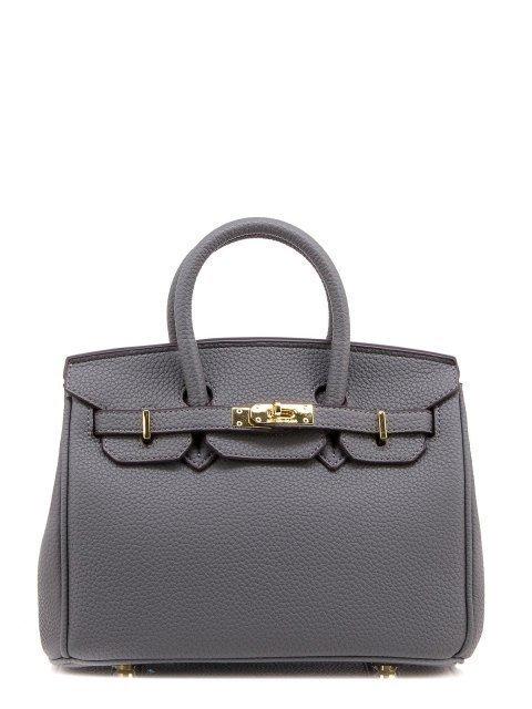 Серая сумка классическая Angelo Bianco - 1250.00 руб