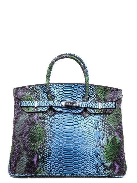 Голубая сумка классическая Angelo Bianco - 1942.00 руб