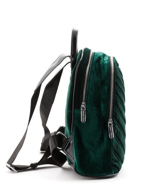 Зелёный рюкзак Fabbiano (Фаббиано) - артикул: К0000021270 - ракурс 2