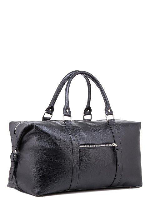 Чёрная дорожная сумка S.Lavia (Славия) - артикул: 0051 12 01 - ракурс 1