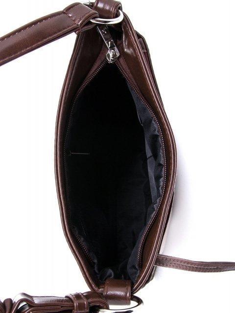 Коричневая сумка планшет S.Lavia (Славия) - артикул: 797 586 02 - ракурс 4