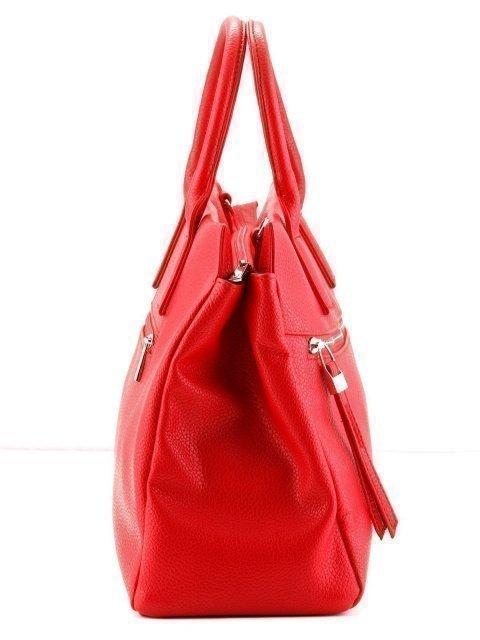 Красная сумка классическая S.Lavia (Славия) - артикул: 757 902 04 - ракурс 2