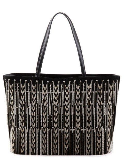 Чёрный шоппер Cromia - 12995.00 руб