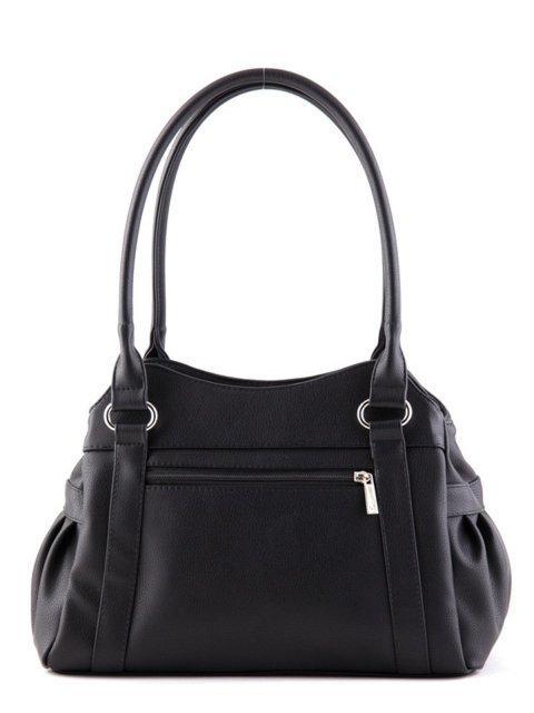 Чёрная сумка классическая S.Lavia (Славия) - артикул: 366 97 01 - ракурс 3