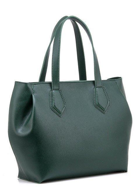 Зелёная сумка классическая S.Lavia (Славия) - артикул: 1047 94 31 - ракурс 2