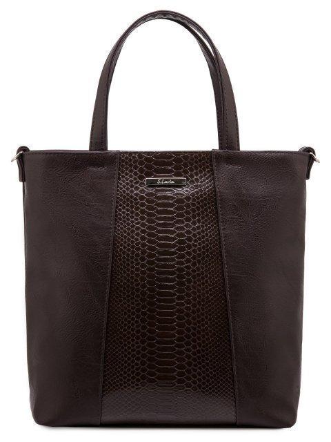Коричневая сумка классическая S.Lavia - 2029.00 руб