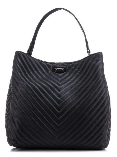 Чёрная сумка мешок S.Lavia - 1200.00 руб