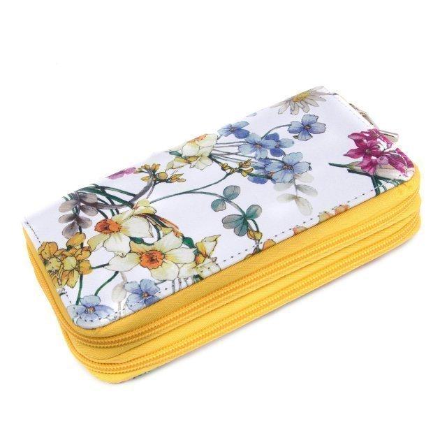 Жёлтое портмоне David Jones - 399.00 руб