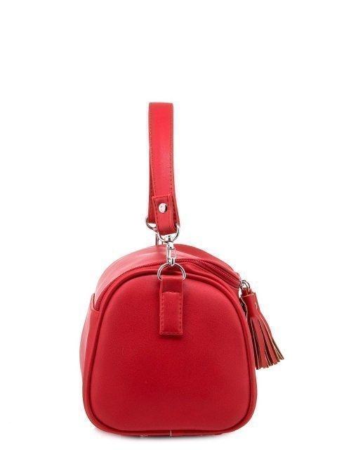 Красная сумка планшет S.Lavia (Славия) - артикул: 1014 777 04 - ракурс 2