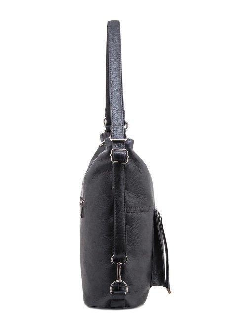 Серая сумка мешок S.Lavia (Славия) - артикул: 657 601 51 - ракурс 2