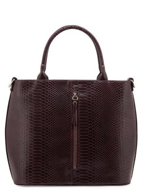 Бордовая сумка классическая S.Lavia - 2099.00 руб