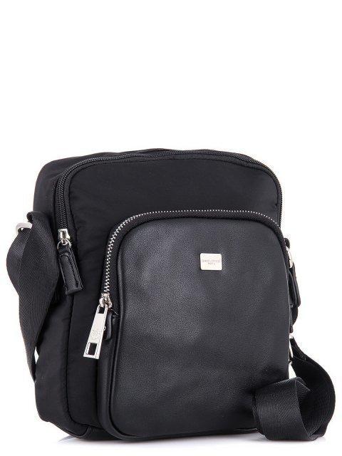 Чёрная сумка планшет David Jones (Дэвид Джонс) - артикул: К0000033942 - ракурс 1
