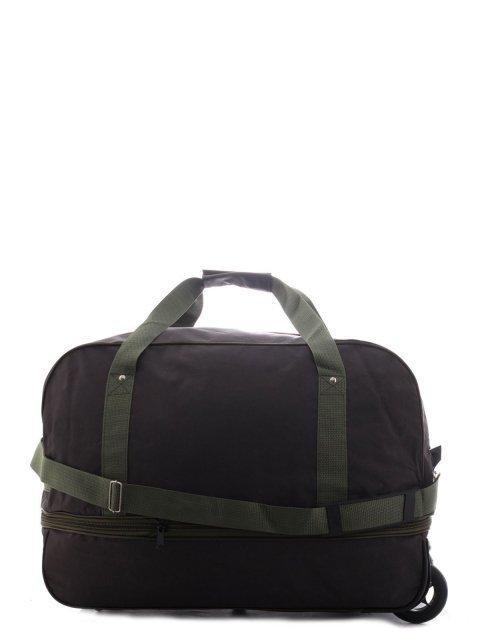 Зелёный чемодан Lbags - 2500.00 руб