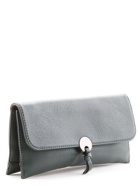 Зелёная сумка планшет Polina (Полина) - артикул: К0000021099 - ракурс 1