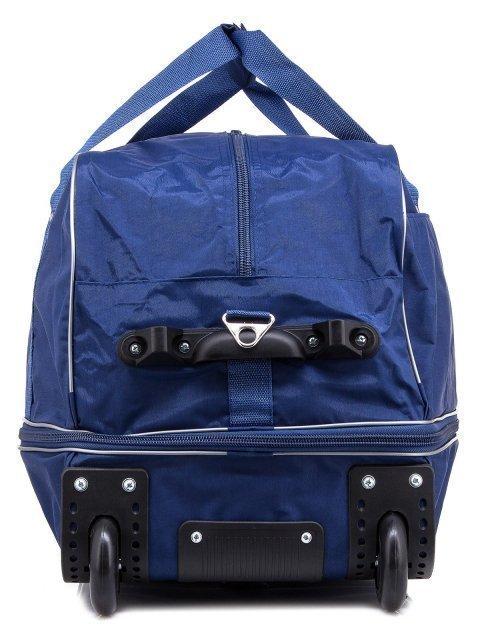 Синий чемодан Lbags (Эльбэгс) - артикул: К0000013256 - ракурс 2