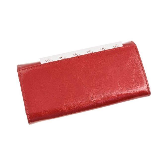 Красное портмоне S.Lavia (Славия) - артикул: К0000017198 - ракурс 2
