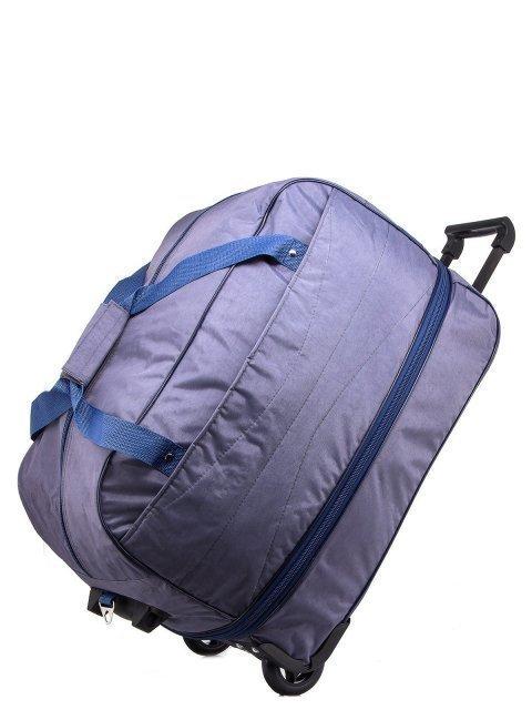Серый чемодан Lbags (Эльбэгс) - артикул: К0000018622 - ракурс 4