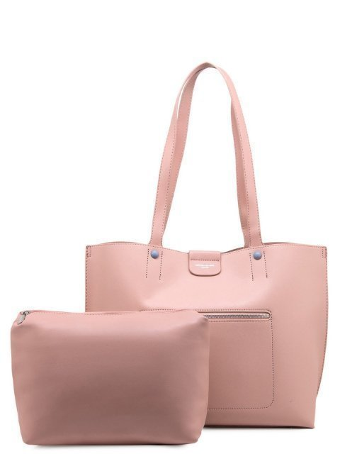 Розовый шоппер David Jones - 2015.00 руб