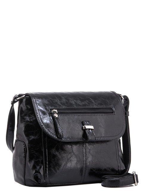 Чёрная сумка планшет S.Lavia (Славия) - артикул: 750 55 01 - ракурс 1