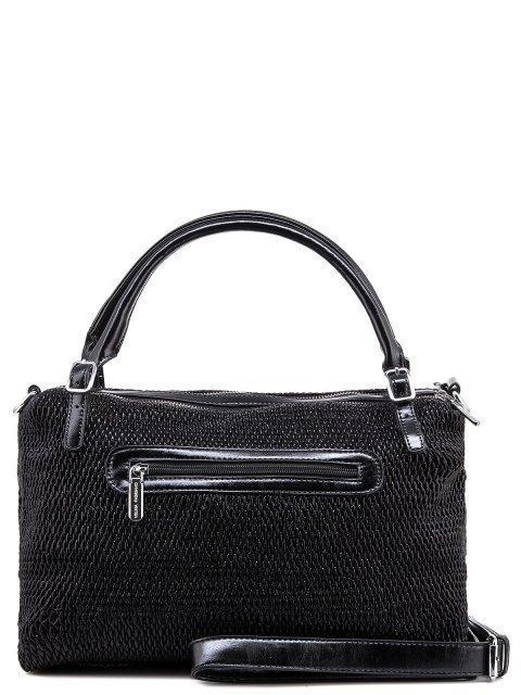 Чёрная сумка классическая Fabbiano (Фаббиано) - артикул: 0К-00006446 - ракурс 3